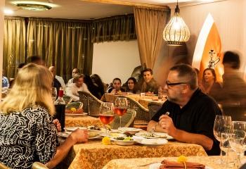 Restuarnt Beirut Maspalomas - Dinner