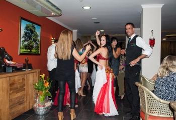 Restuarnt Beirut Maspalomas - Fun Dancing
